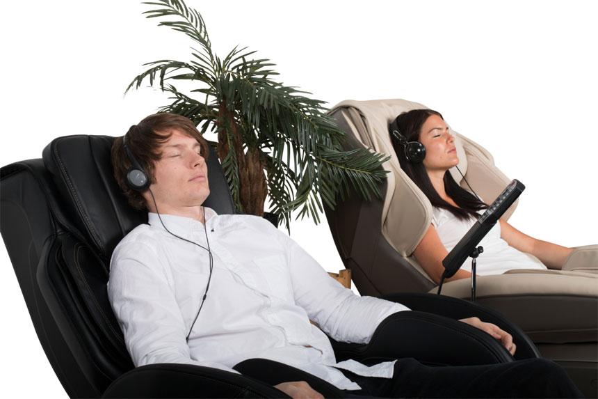 Friskonomens massagefåtöljer i världsklass