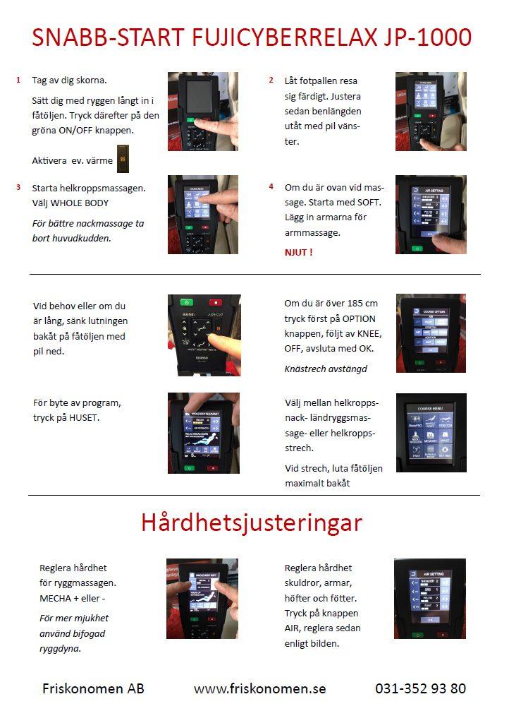 Instruktion-JP-1000-Svenska