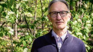 Professor Töres Theorell